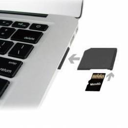 SD-kort disk til macbook's