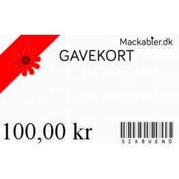 Presentkort 100kr för Mackabler