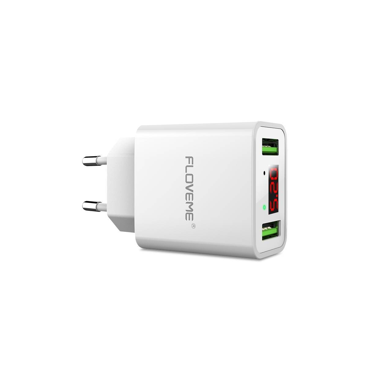 12W 2A Fast USB Mobil Laddare till iPhone 6 6s 5 5s 7 8 X Plus iPad Tablet Laddare Portabel Snabb Laddning USB Power Adapter