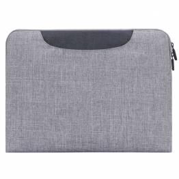 HAWEEL 13,3 tums blixtlås handhållen laptop väska svart