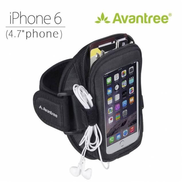 Avantree Ninja Armbands Running armband för iPhone 6/6S/7/8