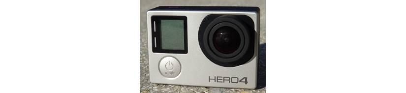 GoPro Hero 4 tillbehör