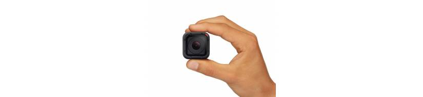 GoPro Hero 4 session tillbehör