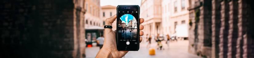 Foto utrustning för iPhone och iPad