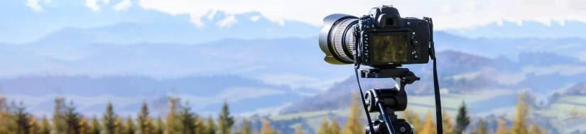 Foto og video udstyr