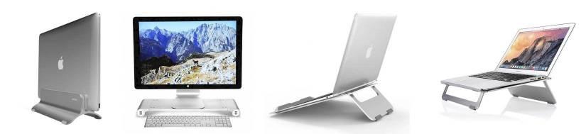 MacBook står-gör ditt skrivbord mer Shakers!