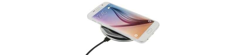 Qi trådlösa laddare för Android-telefoner