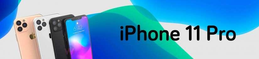 iPhone XI 11 Pro