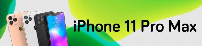 iPhone XI 11 Pro Max