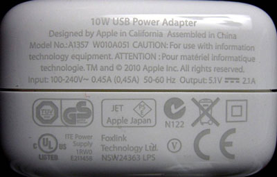 iPhoneiPadiPad mini laddare? Vad är skillnaden? Mackablar.se