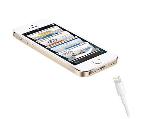 iPhone 5 laddare | Köp här | Teknikdelar.se